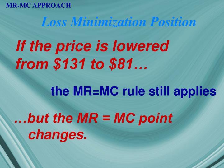 MR-MC APPROACH
