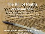 the bill of rights7