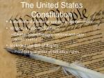 the united states constitution1