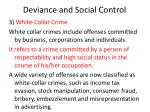 deviance and social control12