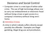 deviance and social control13