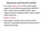 deviance and social control7