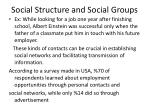 social structure and social groups22