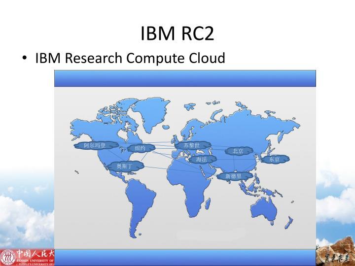 IBM RC2