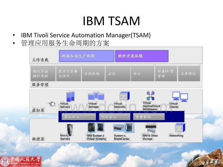 IBM TSAM