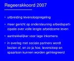 regeerakkoord 2007