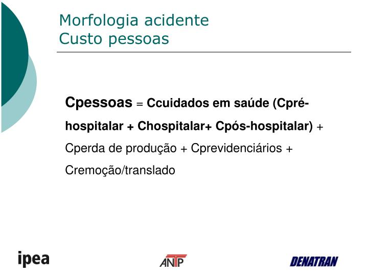 Morfologia acidente