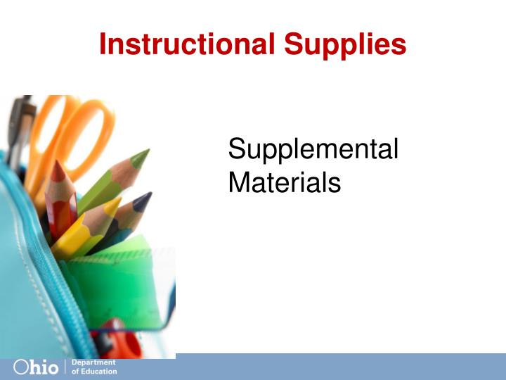 Supplemental Materials