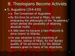 b theologians become activists20