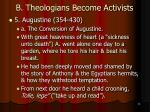 b theologians become activists22
