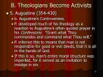 b theologians become activists35