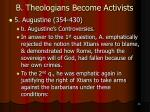 b theologians become activists39