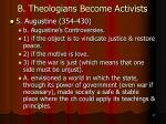 b theologians become activists40