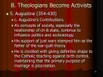 b theologians become activists46
