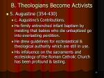 b theologians become activists47