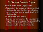 c bishops become popes1