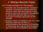c bishops become popes8