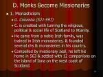 d monks become missionaries9