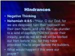 hindrances1