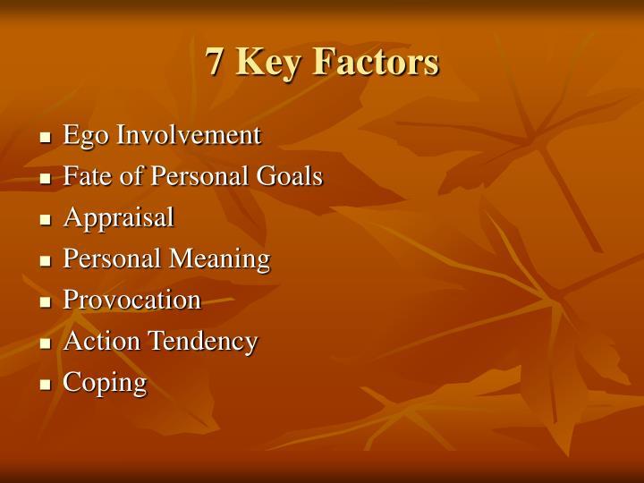 7 Key Factors