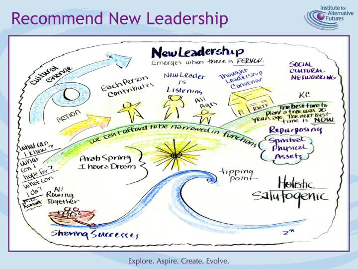 Recommend New Leadership