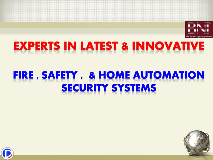 Experts in Latest & innovative