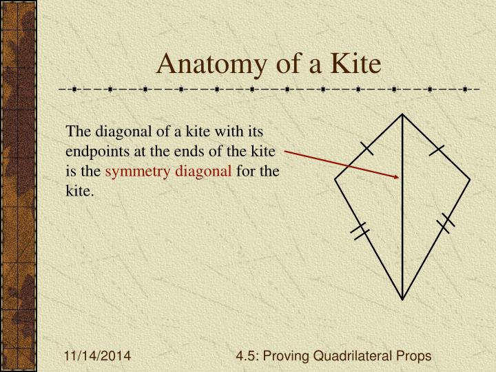 Anatomy of a Kite
