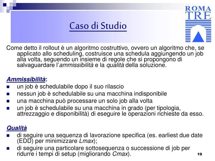 Caso di Studio