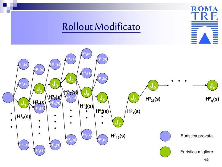 Rollout Modificato