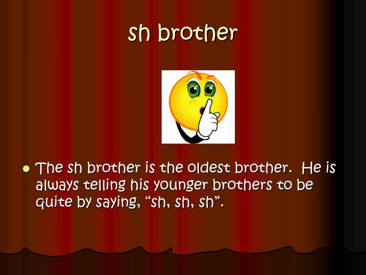 sh brother