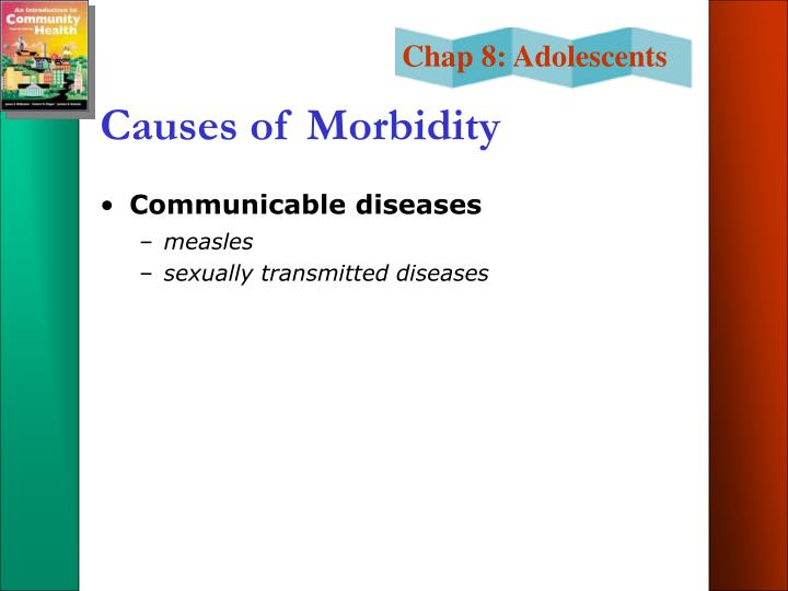 Causes of Morbidity