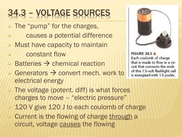 34.3 – voltage sources