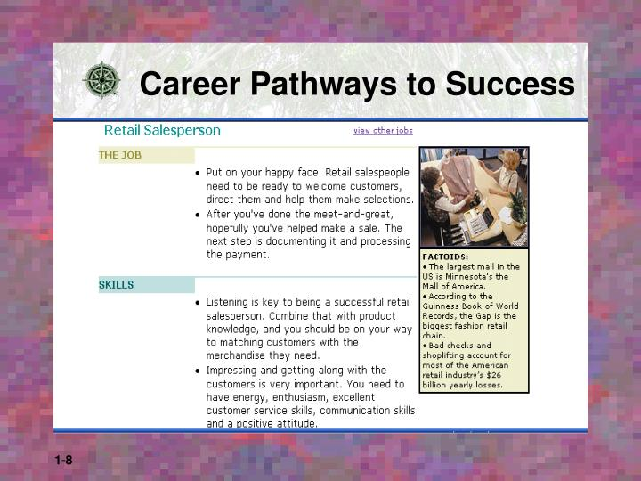 Career Pathways to Success
