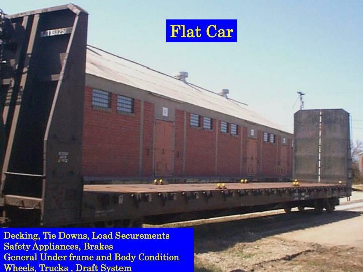 Flat Car