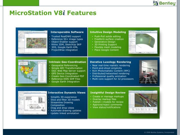 MicroStation V8