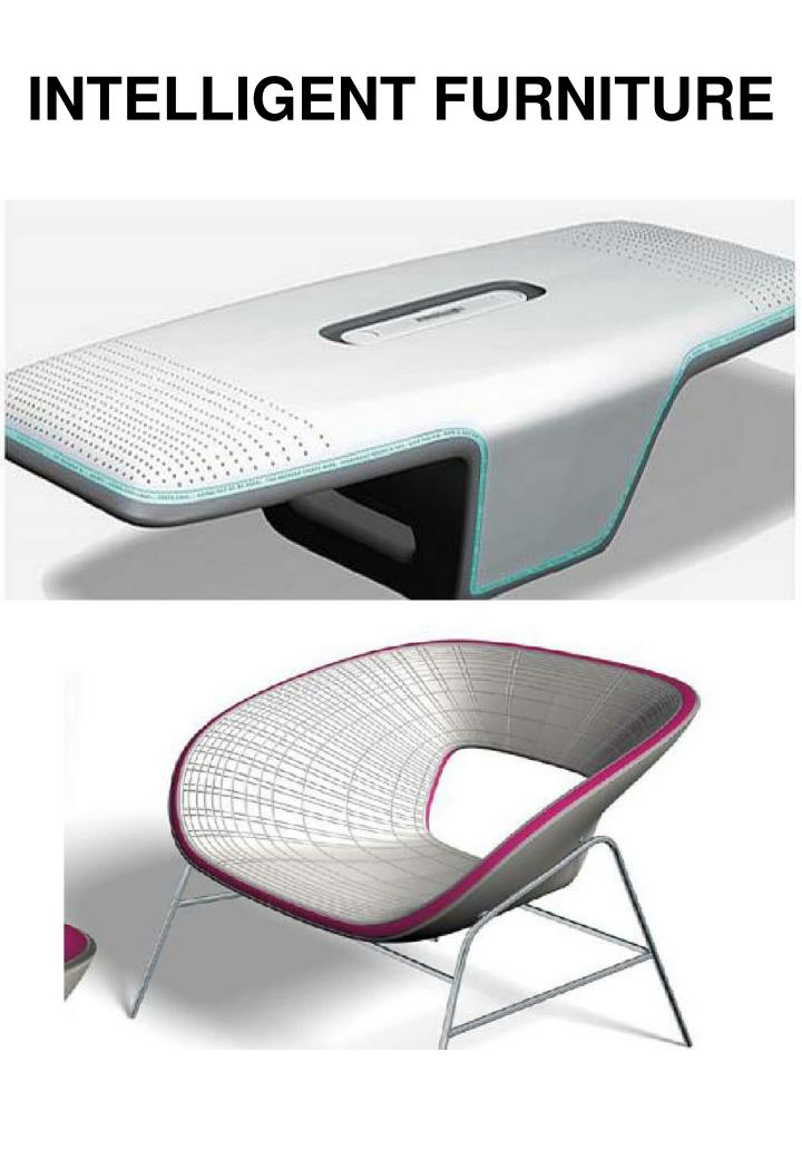 INTELLIGENT FURNITURE