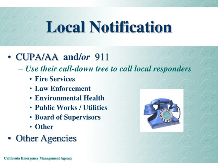 Local Notification