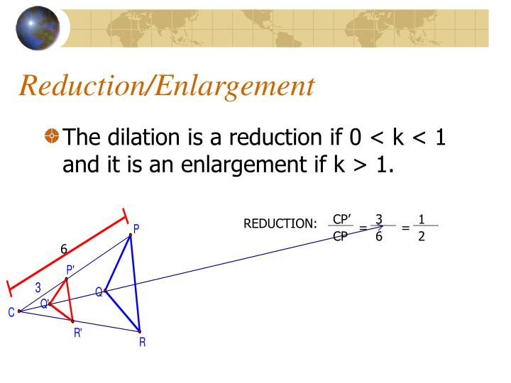 Reduction/Enlargement