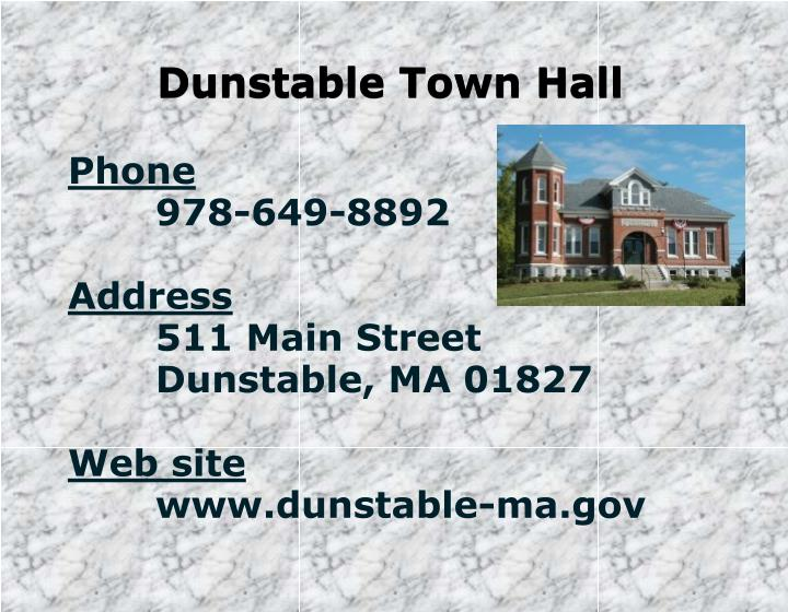 Dunstable Town Hall