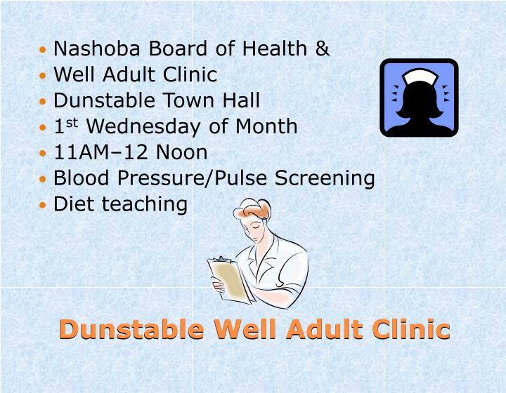Nashoba Board of Health &