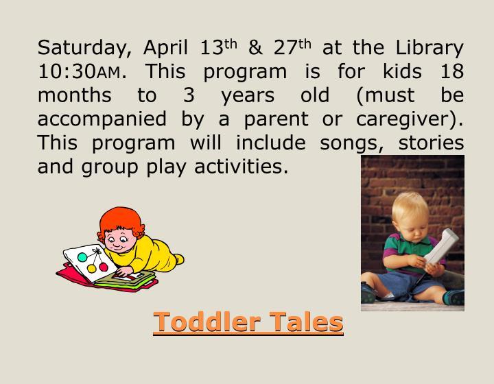 Saturday, April 13