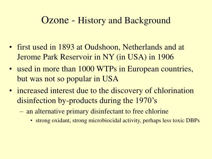 Ozone -
