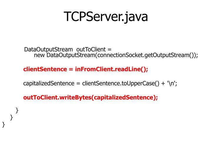 TCPServer.java