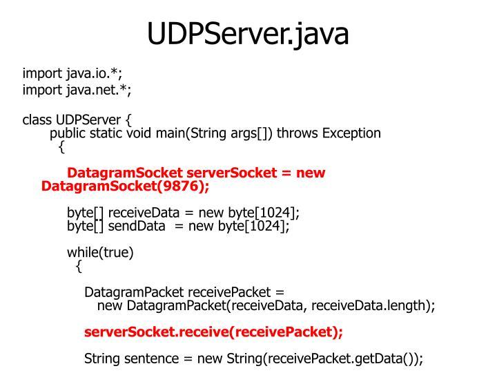 UDPServer.java