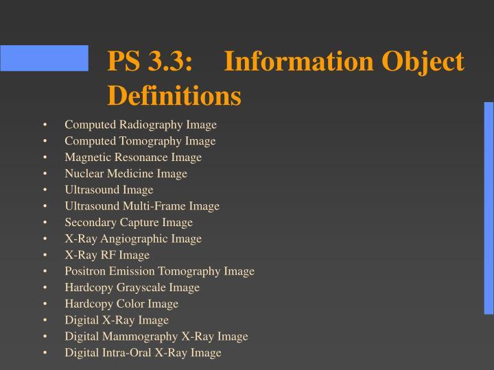 Computed Radiography Image