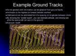 example ground tracks1