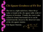 chi square goodness of fit test1