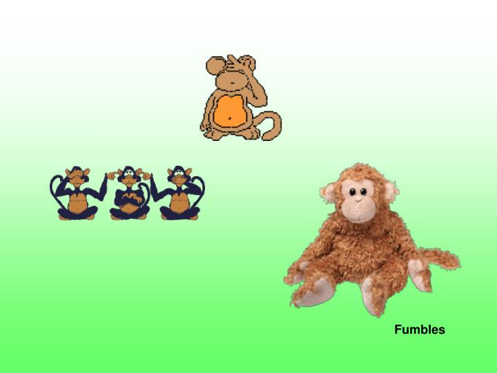 Fumbles