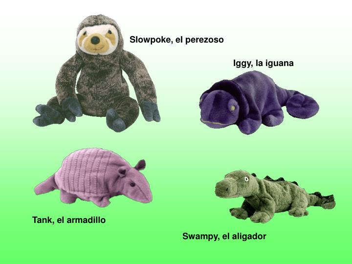 Slowpoke, el perezoso