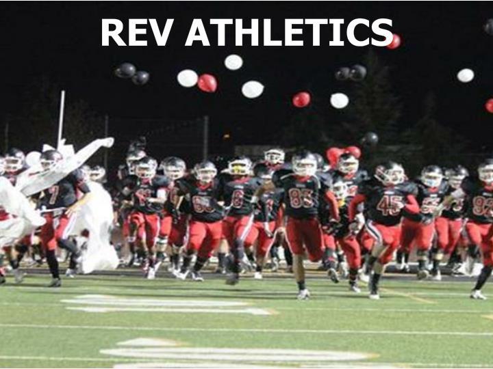 Rev ATHLETICS
